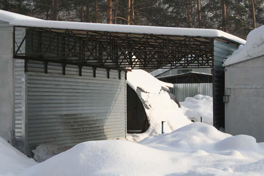 гараж на лодочной станции кемерово